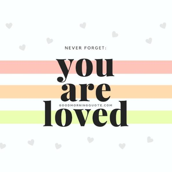 You Are Loved Quotes Magnificent 48 Best Love Quotes Ever For Him And Her Word Porn Quotes Love
