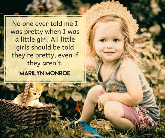 marilyn monroe pretty quotes