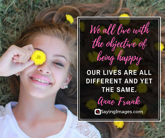 anne frank diversity quotes