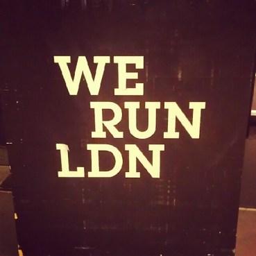 Door de straten van Londen racen