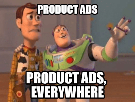 Image result for you are the product meme