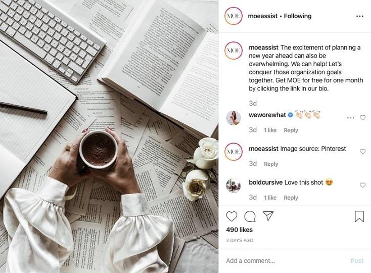 The 10 Best Business Instagram Accounts To Follow Wordstream