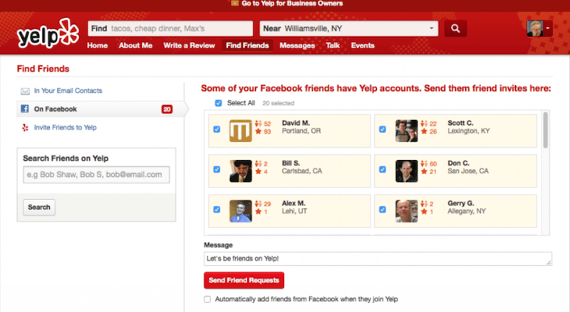 effective local marketing ideas find customers active on yelp to avoid filters