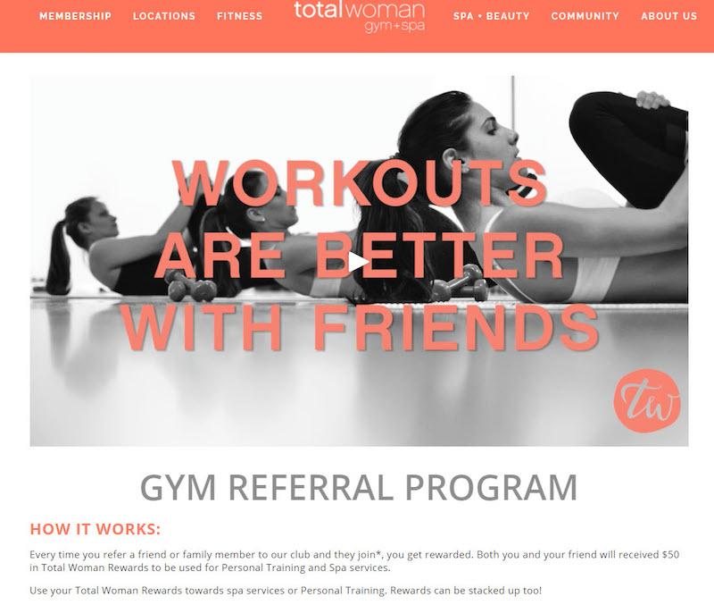 effective local marketing ideas referral program