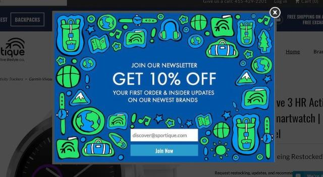 Get More Conversions Intent Offer