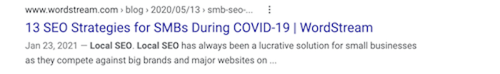 how to get more traffic from evergreen content covid