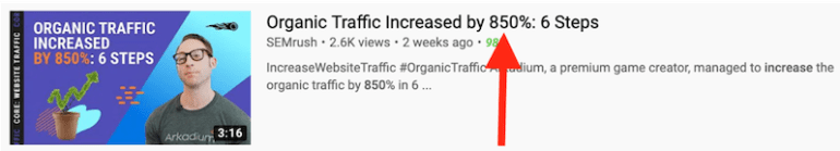 how to get more views on youtube use numbers