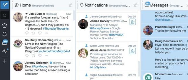 tweetdeck free twitter management tool