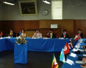 Mayor's welcome for JICA participants