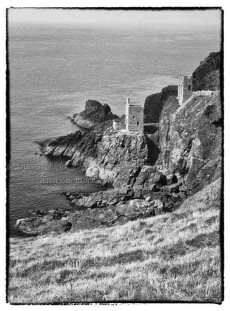 The Crowns mine at Botallack