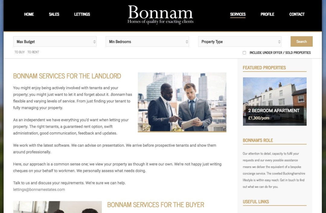 Bonham Estate Agents