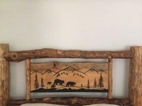 Yosemite headboard!