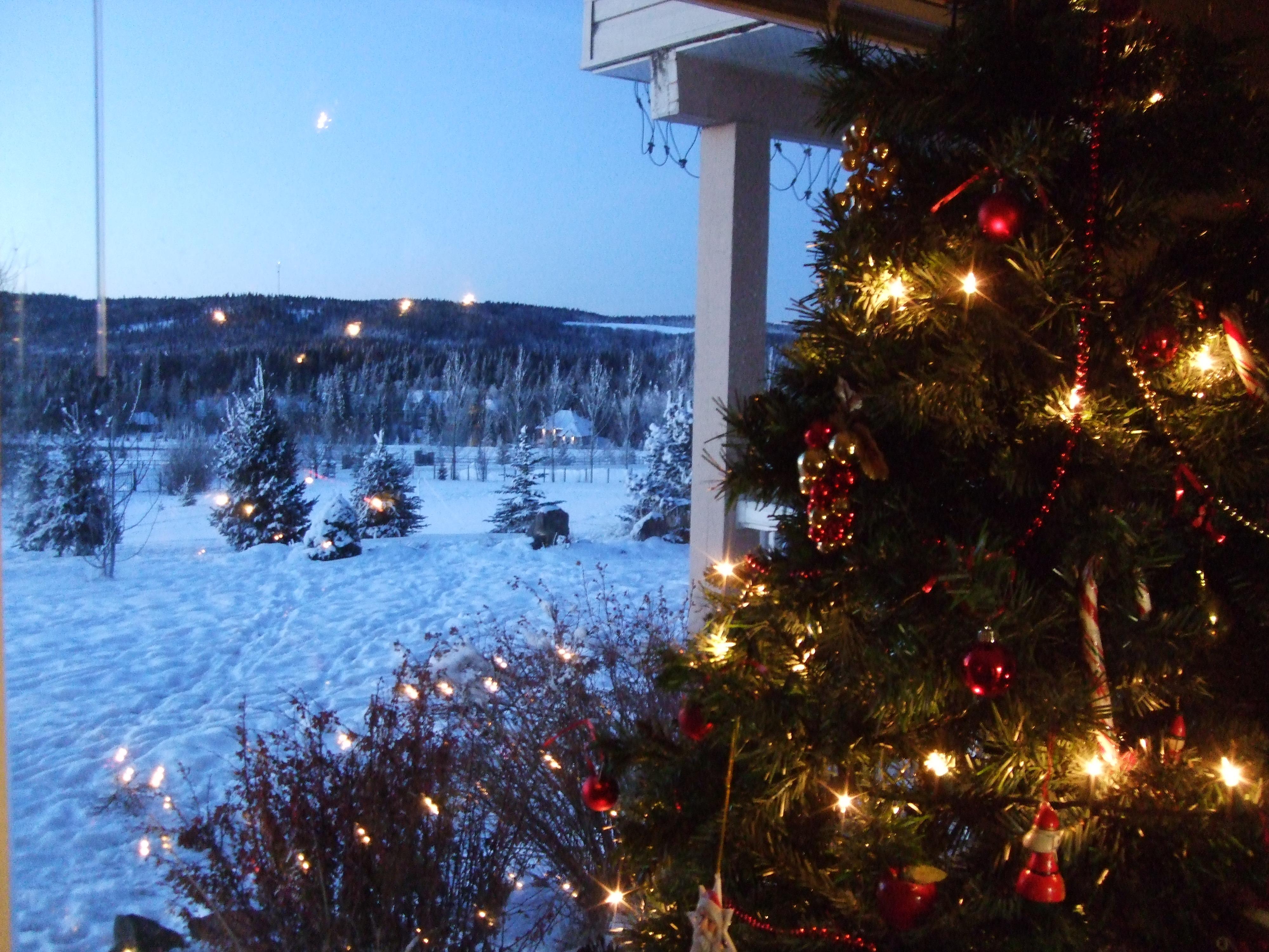 Christmas In Canada Wordsworkinc S Weblog
