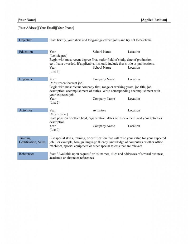 cv templates beauty therapist case study format harvard business