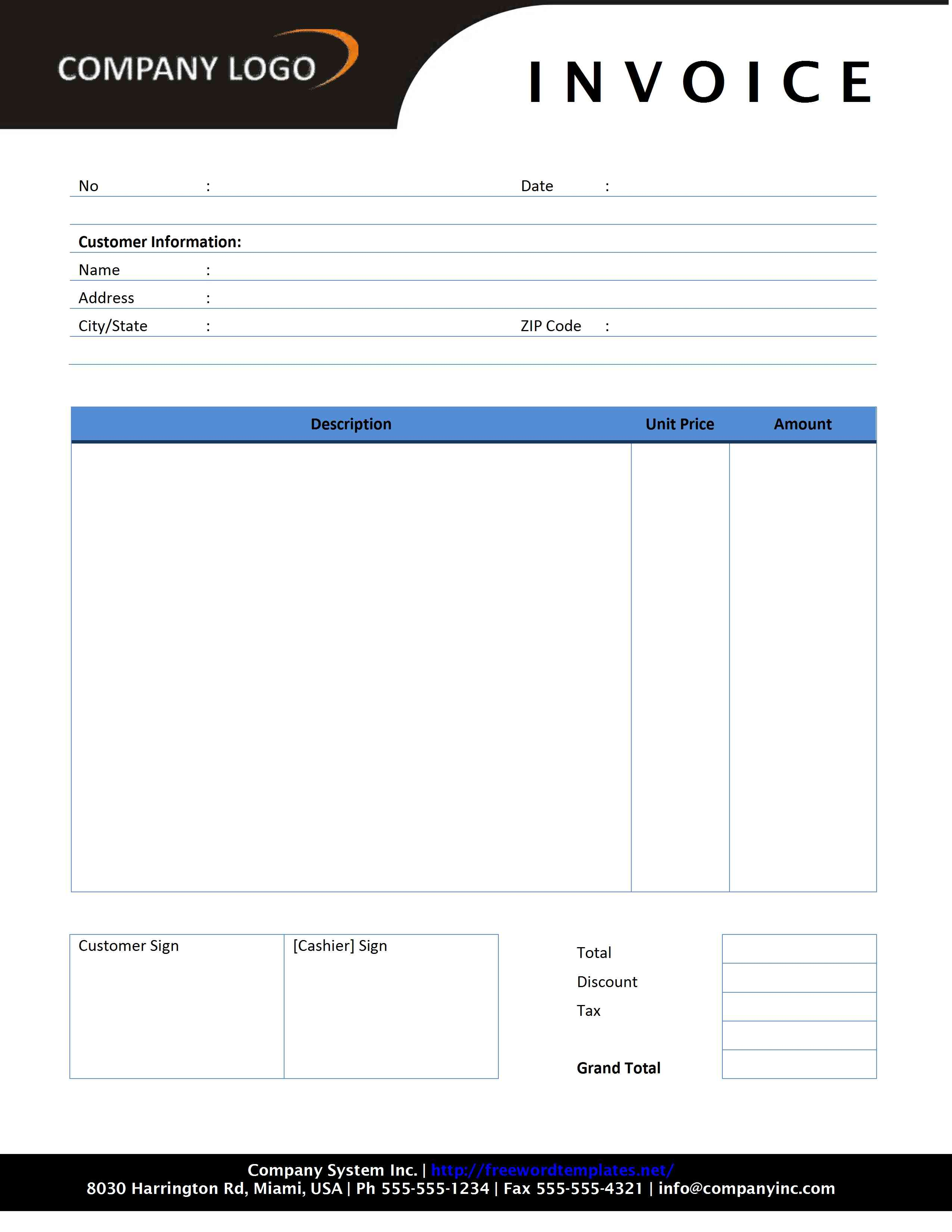 Sample application letter format pdf
