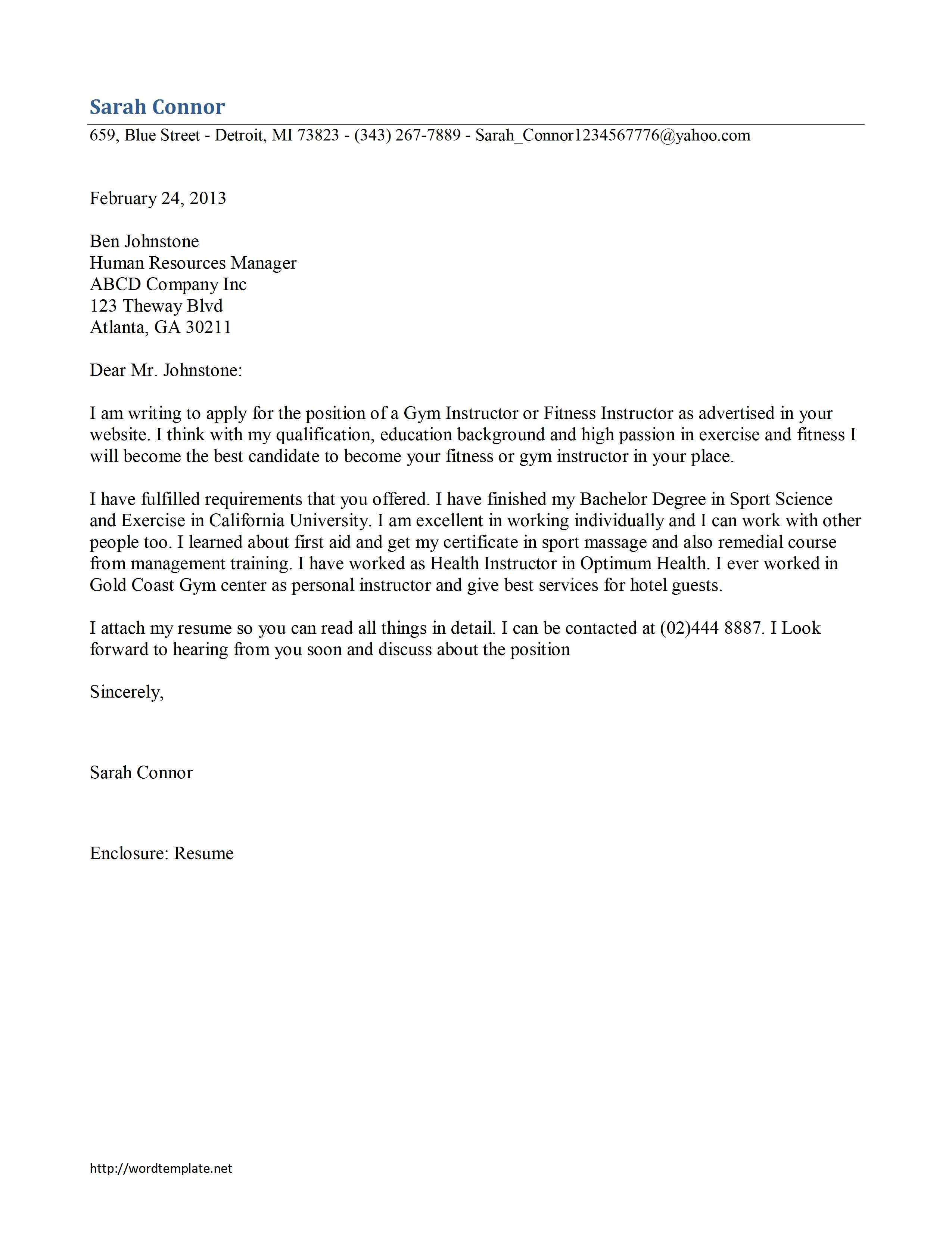 Pilates Trainer Resume. instructor resume sample zumba fitness ...