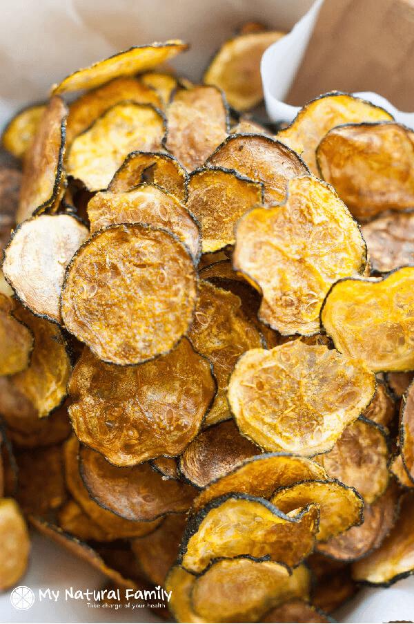 Meatloaf Chips
