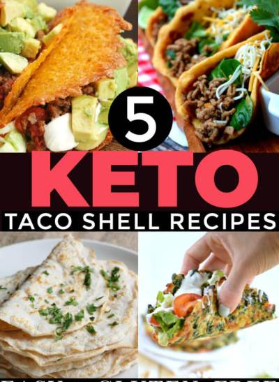 28 Keto Taco Night Recipes | Fat Burning Keto Taco Shells! Easy low carb keto taco shells with Mozzarella & Provolone, cauliflower, & soft keto taco shells with spinach AND EASY coconut flour tortillas, crispy pork rind taco shells & the epic bacon taco shell! Plus: Low Carb Chicken Lettuce wrap tacos, Keto tacos with ground beef, turkey, pork, and fish tacos with a to die for avocado salsa! This Low Carb Taco Tuesday Menu features keto sides to make family dinner or a Taco Party complete! #keto #ketorecipes #lowcarb #Taco #TacoTuesday