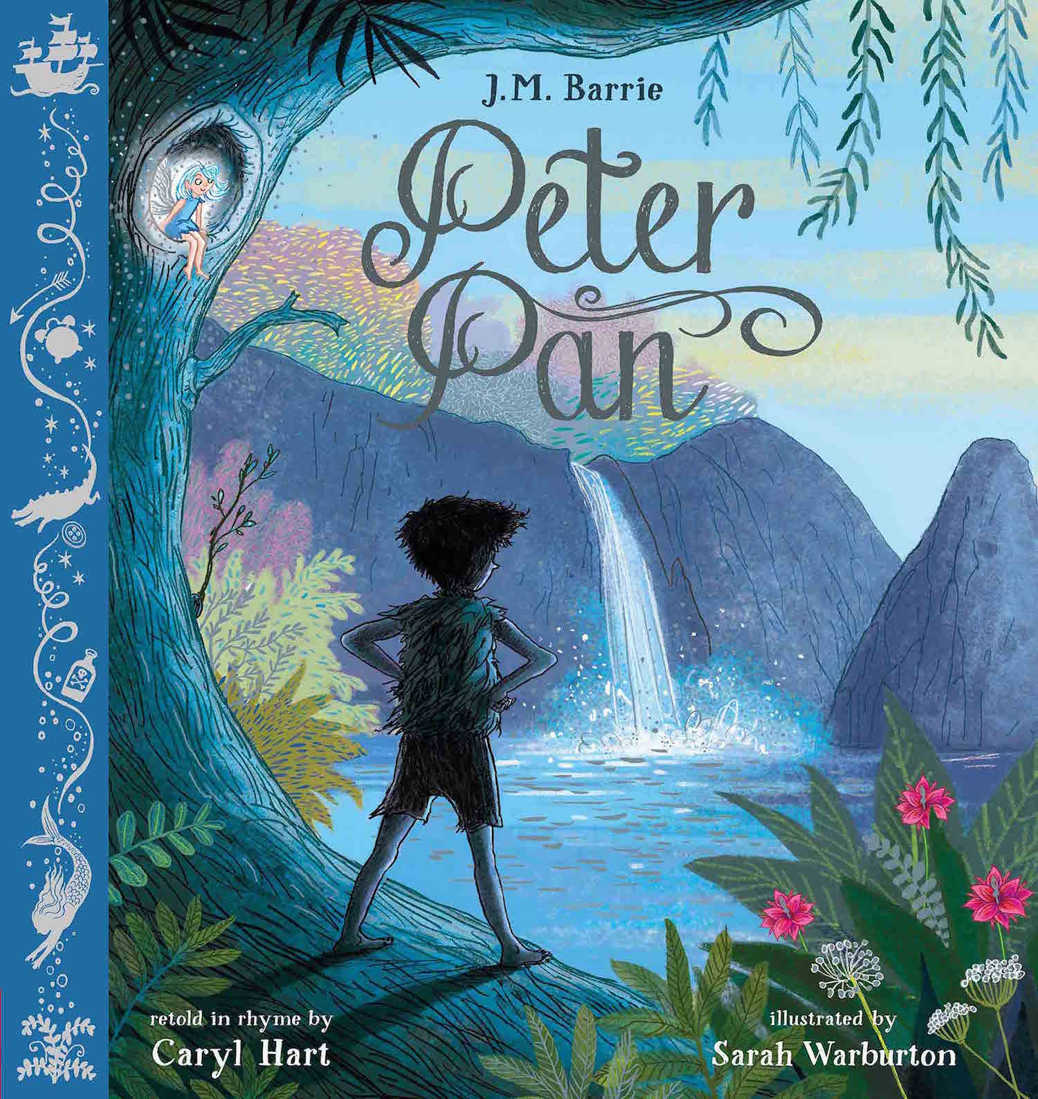 Peter Pan Nosy Crow Classics Picture Book