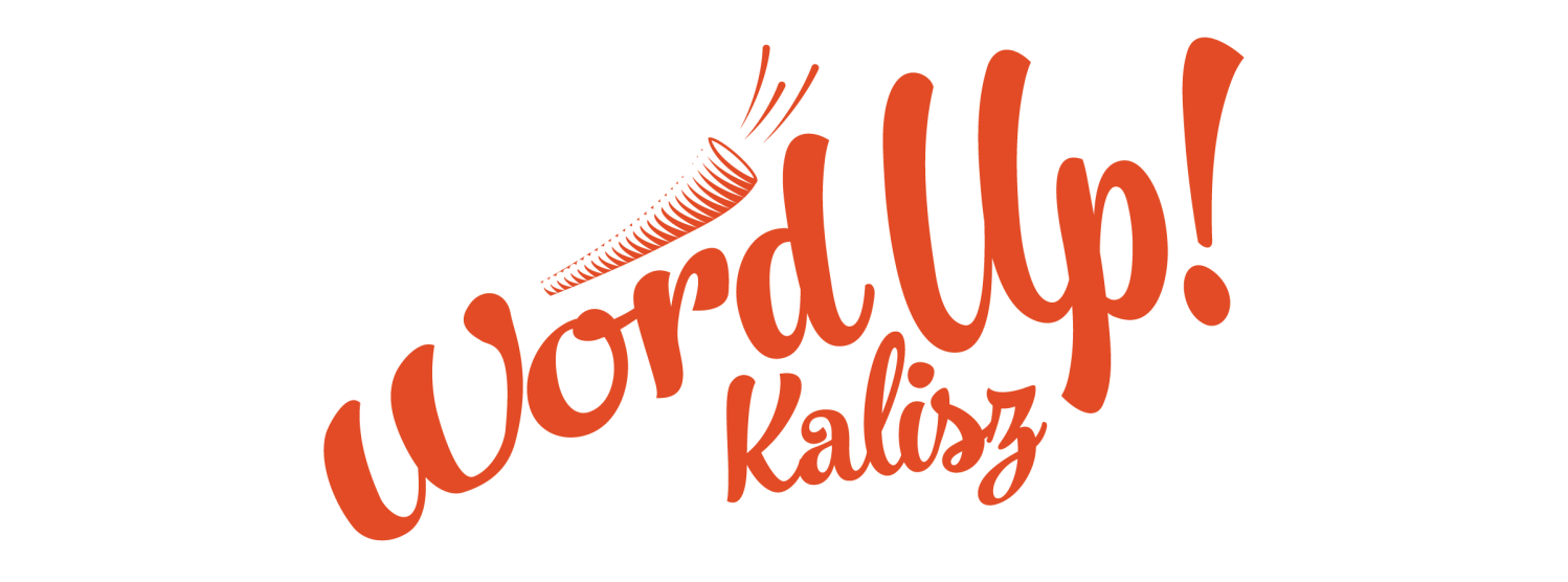 Logo WordUp! Kalisz.