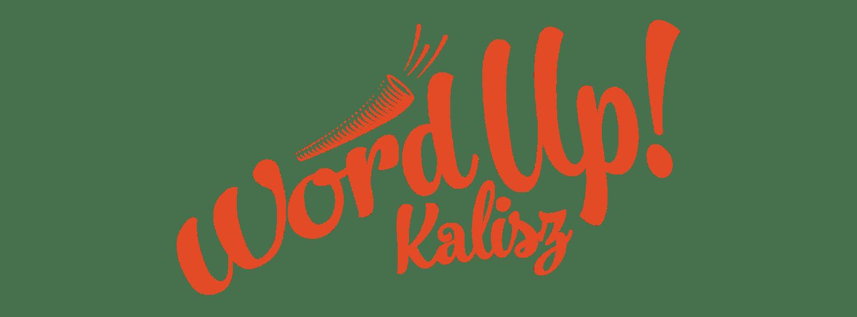 Logo WordUp! Kalisz.