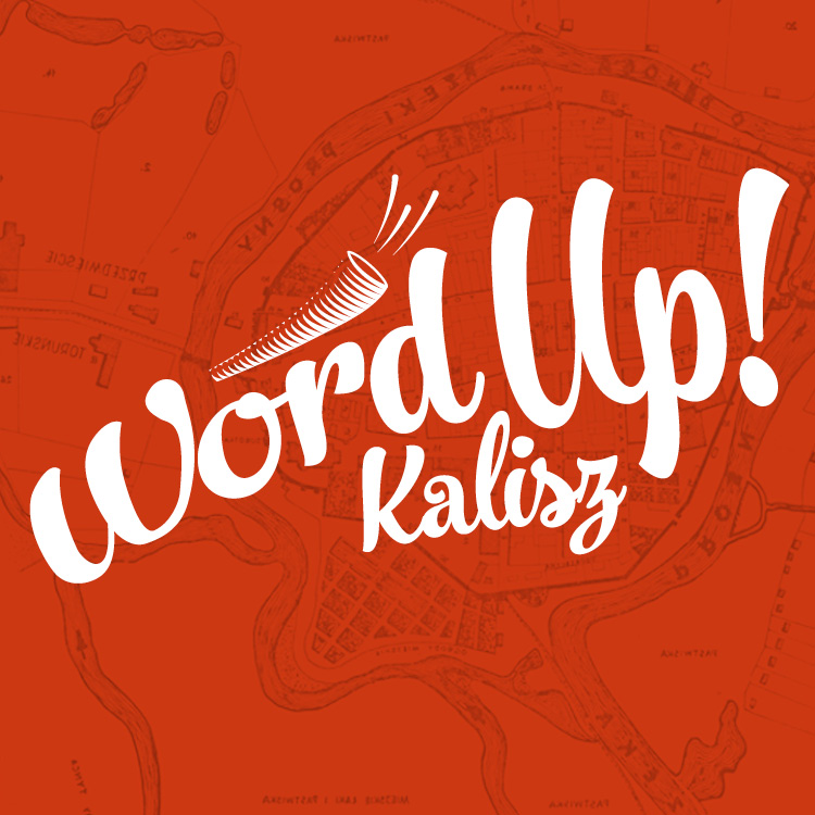 WordUp! Kalisz - logo