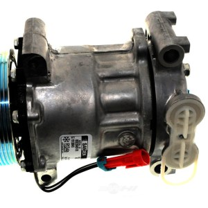 MFI Turbo//Aftercooled UAC FI A//C Condenser-DIESEL Eng Code: Series 60