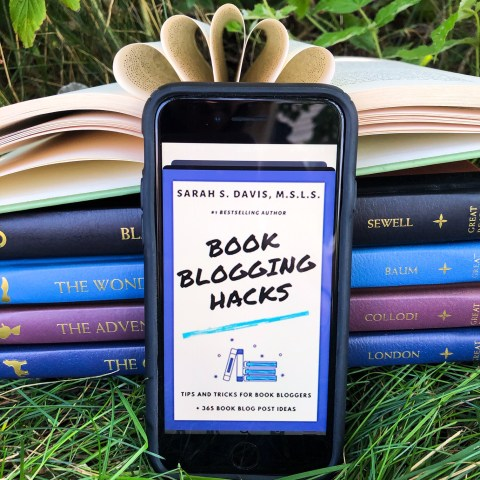 Book Blogger hacks, Sarah Davis