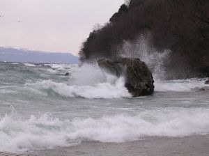 Graphic Stormy Sea2