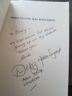 Meeting Barry 1