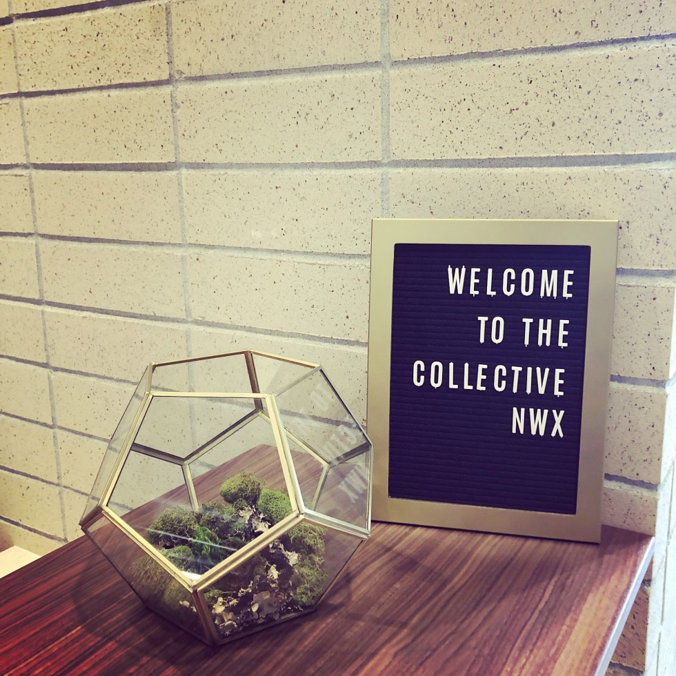 Welcome to the Collective NWX and new beginnings