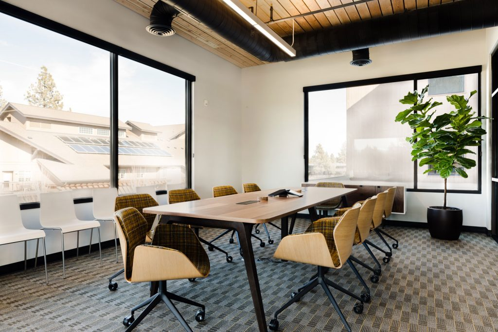 NWX conference room event space.