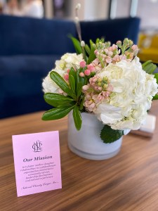 NCL flowers delivered to The Collective NWX