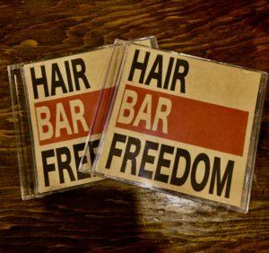 フリーダム、CD