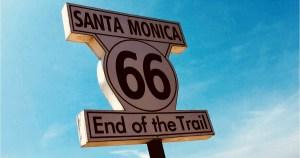 「サンタモニカに行ってみよう。」南国気分でショッピング。最も「自由」が似合う街。