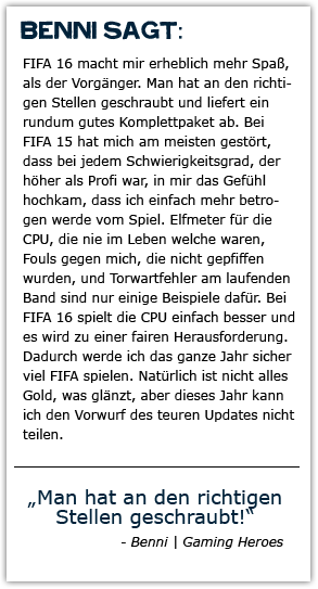 FIFA-Meinung