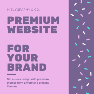 Premium Website For your Brand