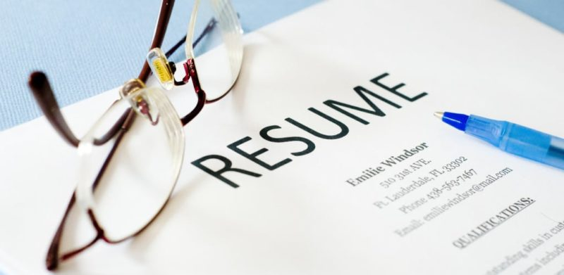 Resume Formats How To Highlight Your Candidacy