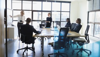 Career Advancement: When Getting Visibility at Work Is a Good Thing
