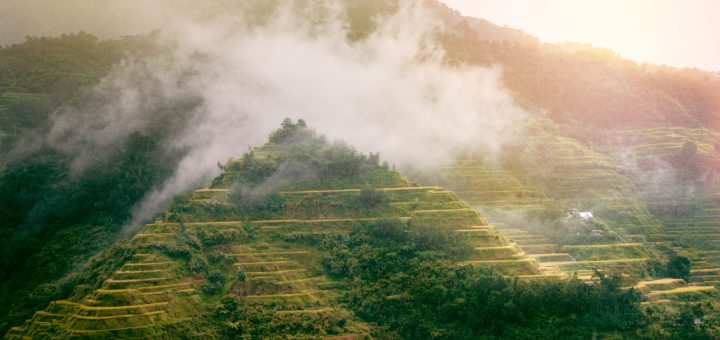 Banaue Rice Terraces in Ifugao