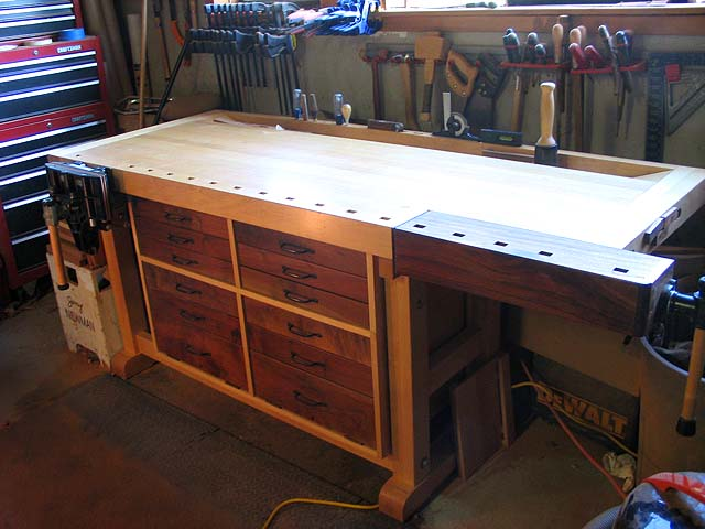 Workbench Plans, Reader's Benches, Free Workbench Plans and New Ready ...