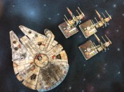 Some X-wing repaints