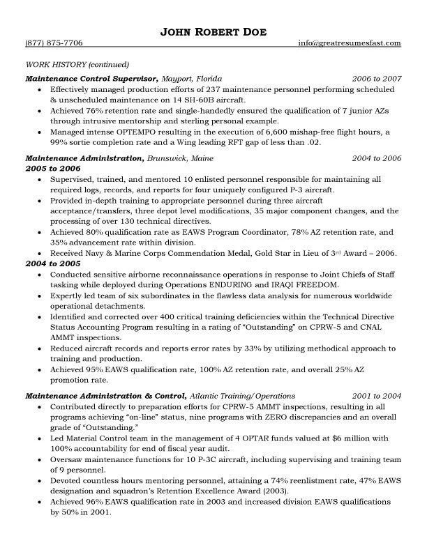 Resume Quality. Resume Examples Quality Manager Resume Sample