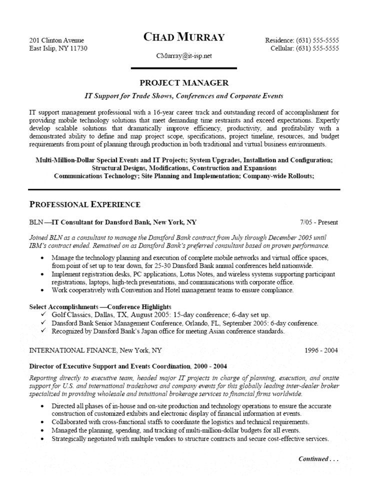 Data Center Manager Resume