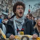 France Protestor