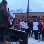 St Paul Educators Protest