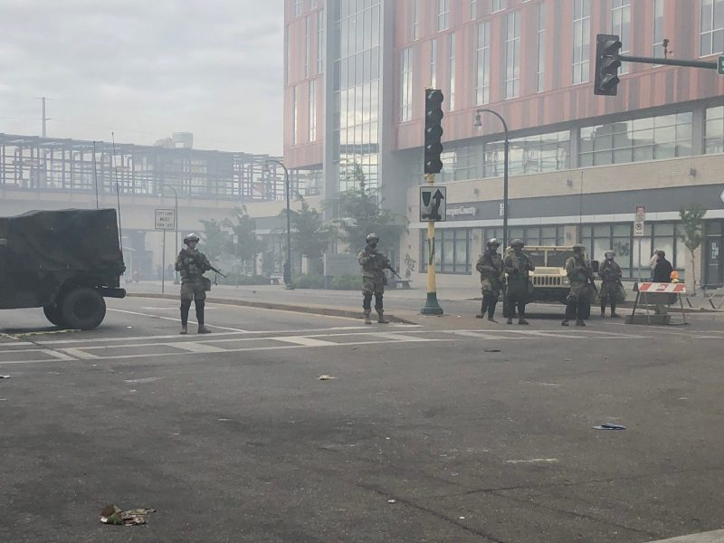 National Guard Minneapolis
