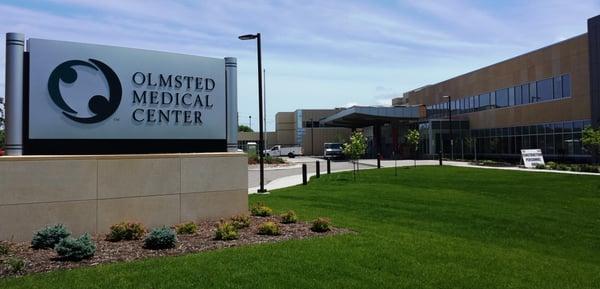 Olmstead Medical Center