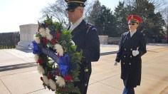 Wreath at the Tomb