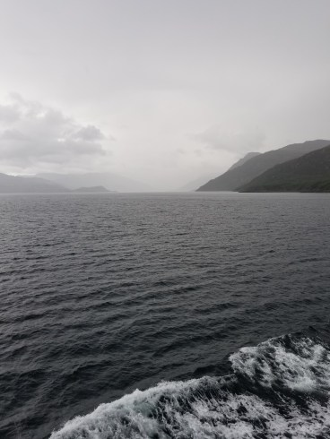 Ferrying across the waters of Scotland